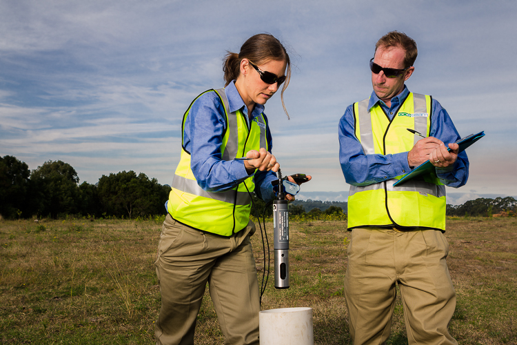 water quality monitoring environmental consultants