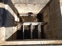 Distribution Box Jubullum Splitter Four Way Sewage Management system