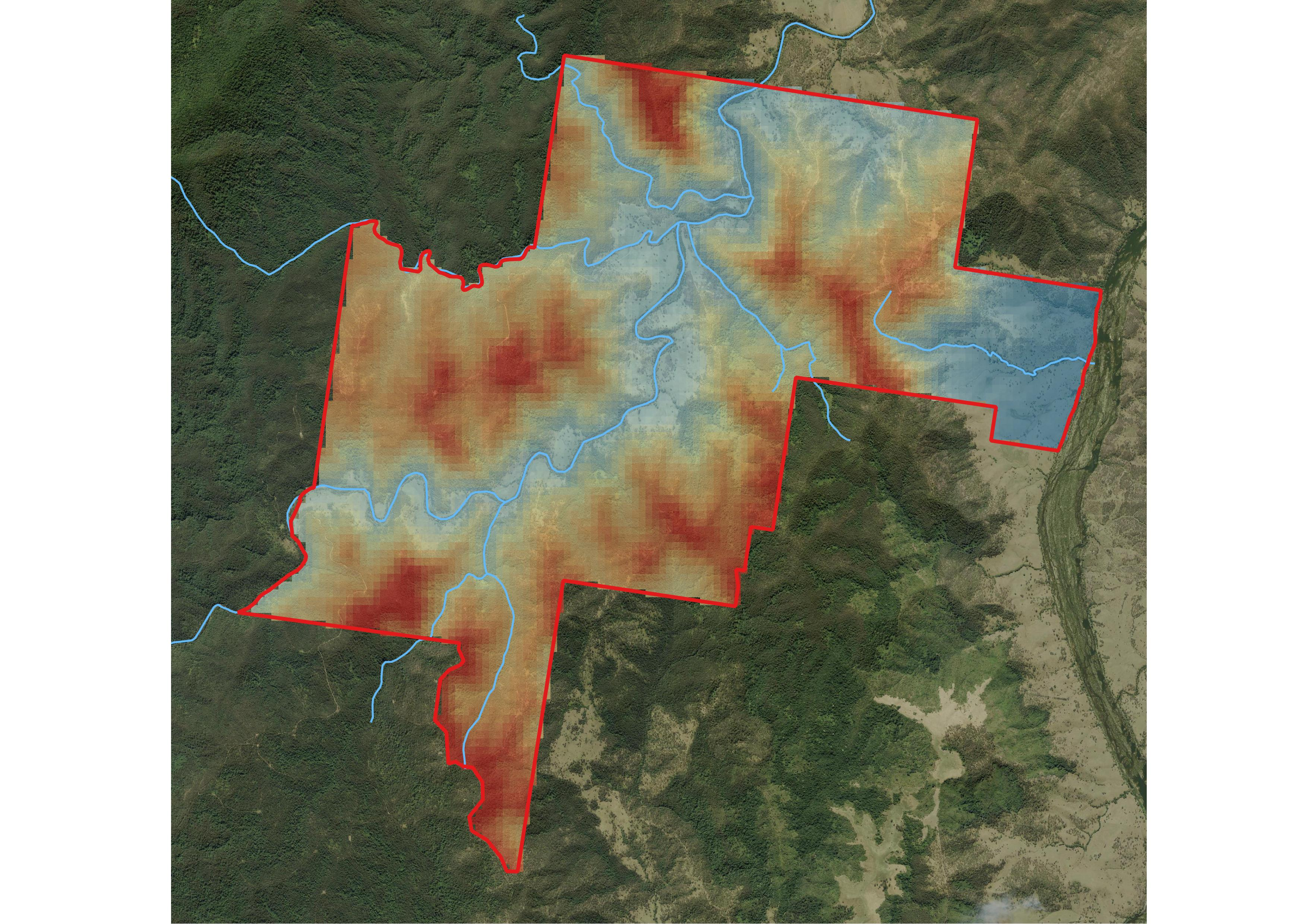 What is GIS - Digital Elevation Model