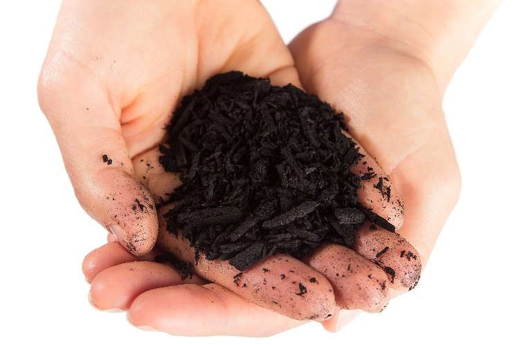 biochar for phosphorus removal