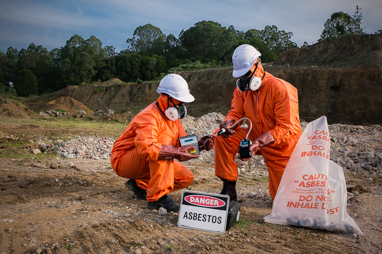 Asbestos and HAZMAT assessment and testing
